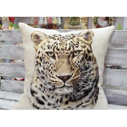 Испанска декоративна калъфка за възглавница с цип - ЛЕО от StyleZone