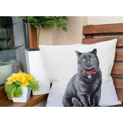 Испанска декоративна възглавница с цип - МЪНИ от StyleZone