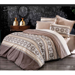 Българско спално бельо от 100% памук -АНАБЕЛ от StyleZone