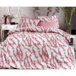 Българско спално бельо от 100% памук - ПИНК СТОРИ от StyleZone