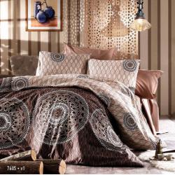 Българско спално бельо от 100% памук - КАМИЛА от StyleZone