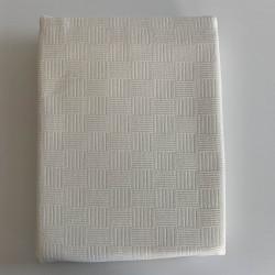 Покривало за легло (тънко шалте) от 100% памук - ЕКРЮ ЛИ от StyleZone