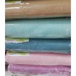 Покривало за легло (тънко шалте) от 100% памук - ЛАВАНДУЛА ЛИ от StyleZone