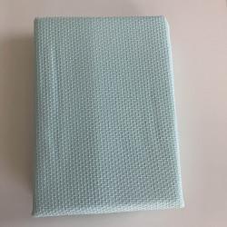 Покривало за легло (тънко шалте) от 100% памук - МЕНТА ПИ от StyleZone