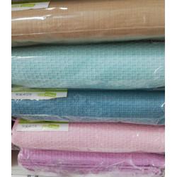 Покривало за легло (тънко шалте) от 100% памук - КАПУЧИНО ЛИ от StyleZone