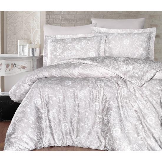 Луксозно спално бельо от 100% сатениран памук - ADVINA CHAMPAGNE от StyleZone