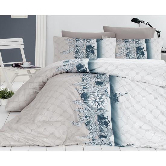 Луксозно спално бельо от 100% сатениран памук - DAFNE VIZON от StyleZone