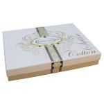 Луксозно спално бельо от 100% сатениран памук - FARAH MINT от StyleZone