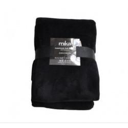 Едноцветно одеяло -ASPI13108 Black от StyleZone