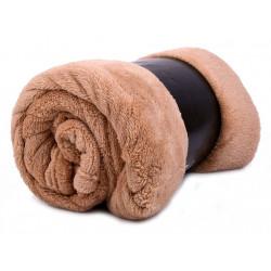 Едноцветно одеяло - БЕЖОВО от StyleZone