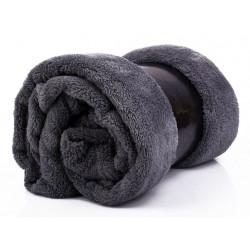 Едноцветно одеяло - ГРАФИТ от StyleZone