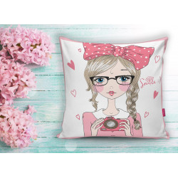 Арт деко калъфка за възглавница - СНИМКА от StyleZone
