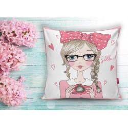 Арт деко възглавница - СНИМКА от StyleZone