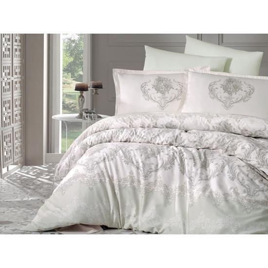 Стилно спално бельо от 100% сатениран памук - ADRA V1 от StyleZone
