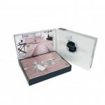 Вип спално бельо от висококачествен сатен - BUHARA от StyleZone