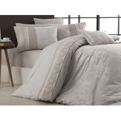 Вип спално бельо от висококачествен сатен - APRIL SAMPANYA от StyleZone