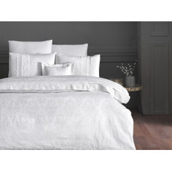 Вип спално бельо от висококачествен сатен - APRIL KREM от StyleZone