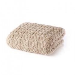 Памучно одеяло Tirol Cotton Beige - White Boutique от StyleZone