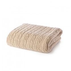 Вълнено одеяло Tirol Wool Beige - White Boutique от StyleZone