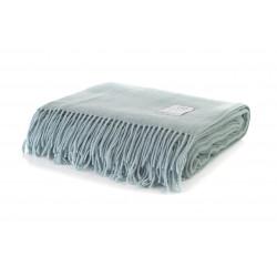 Вълнено одеяло Winterberry Turquoise - White Boutique от StyleZone