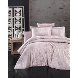 Луксозно спално бельо от  сатениран памук- REAGEN  PUDRA от StyleZone