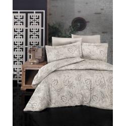 Луксозно спално бельо от  сатениран памук- REAGEN TOPRAK от StyleZone
