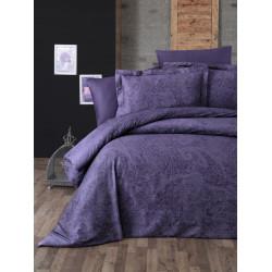 Луксозно спално бельо от  сатениран памук- NEVA MOR от StyleZone