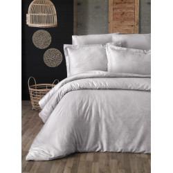 Луксозно спално бельо от  сатениран памук- NEVA SAMPANIA от StyleZone