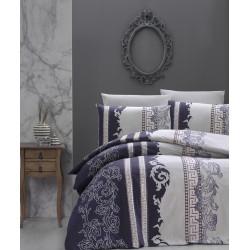 Лимитирана колекция спално бельо от 100% памук - WALS INDIGO от StyleZone