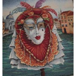 Испанска декоративна калъфка за възглавница с цип - ВЕНЕЦИЯ от StyleZone
