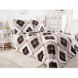 Бюджетна колекция спално бельо от 100% памук - ДЖЕОМЕТРИ от StyleZone