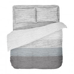 Българско цветно спално бельо от 100% памук - МИСТ от StyleZone
