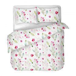 Българско цветно спално бельо от 100% памук - САБРИНА 2 от StyleZone