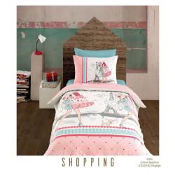 Юношеско спално бельо делукс от 100% памук  - SHOPPING от StyleZone