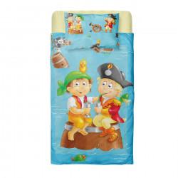 Детски спален комплект - ВЕСЕЛИ ПИРАТИ от StyleZone