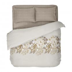 Бългрско цветно спално бельо от 100% памук - ПАЛОМА от StyleZone
