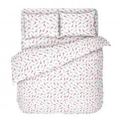Бългрско цветно спално бельо от 100% памук - ИЗАБЕЛА 2 от StyleZone