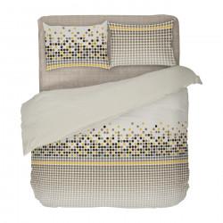 Бългрско цветно спално бельо от 100% памук - ДОТС от StyleZone