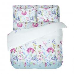 Бългрско цветно спално бельо от 100% памук - АПРИЛ от StyleZone