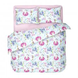 Бългрско цветно спално бельо от 100% памук - АПРИЛ 2 от StyleZone