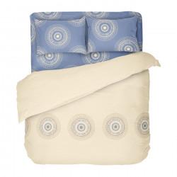 Бългрско цветно спално бельо от 100% памук - АНА от StyleZone