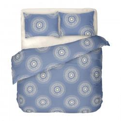 Бългрско цветно спално бельо от 100% памук - ВОНО от StyleZone
