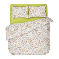 Бългрско цветно спално бельо от 100% памук - КЛЕР от StyleZone