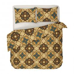 Бългрско цветно спално бельо от 100% памук - ГОТИК от StyleZone
