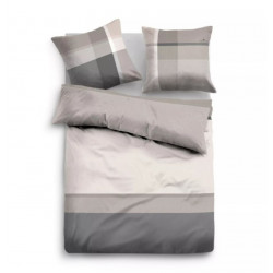 Спално бельо от 100% памук сатен  Tom Tailor - BROWN от StyleZone
