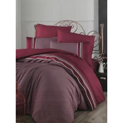 Вип спално  бельо  от висококачествен сатениран памук - Garnet от StyleZone