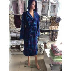 Удобен халат за баня 100% памук - МОНИ 2 от StyleZone