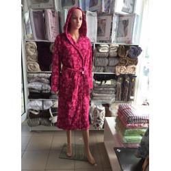 Удобен халат за баня 100% памук - МОНИ 6 от StyleZone