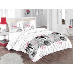 Българско спално бельо от 100% памук - Париж от StyleZone