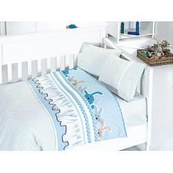 Бебешко спално бельо - Jinny Blue от StyleZone